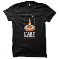 t-shirt contemporary art...