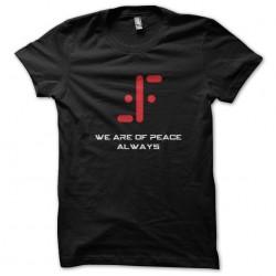 Tee shirt série V les...