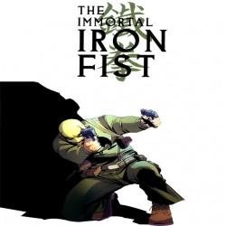 t-shirt the immortal iron...