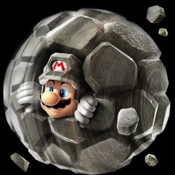 tee shirt Super Mario Galaxy  sublimation