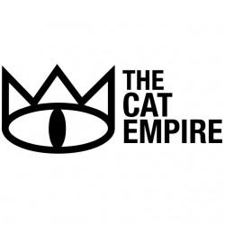 shirt the cat empire white...