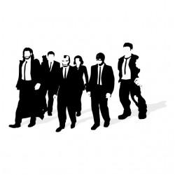tee shirt the avengers...