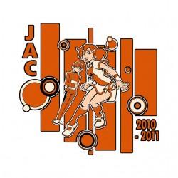 Jac anime club t-shirt...