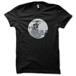 invader zim parody t-shirt AND black sublimation
