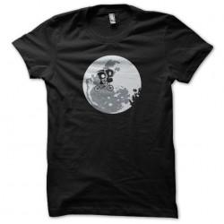 tee shirt invader zim parodie E.T  sublimation