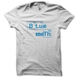Tee Shirt Blue Meth  sublimation