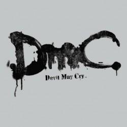 Tee shirt Devilmaycry DMC gris sublimation