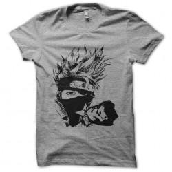 kakashi t-shirt of artistic...