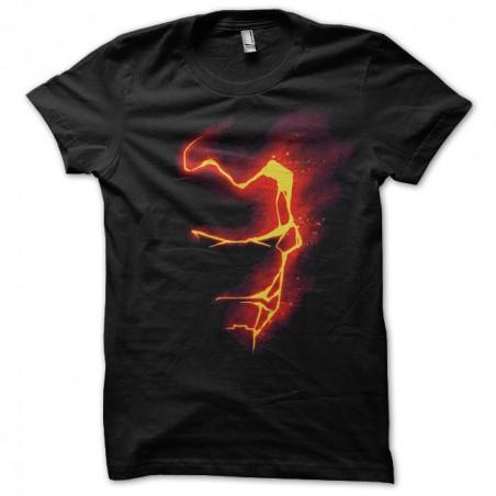 Tee shirt ironmanfire  sublimation