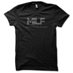 tee shirt milf sublimation