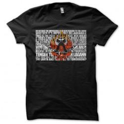 T-shirt gurren lagann black...