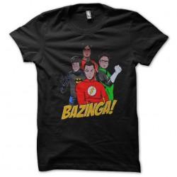 big bang theory t-shirt in...