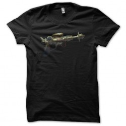 ray gun t-shirt black...