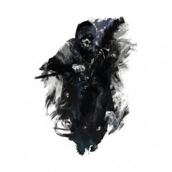 t-shirt dishonored corvo...