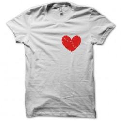white breeze sublimation heart t-shirt