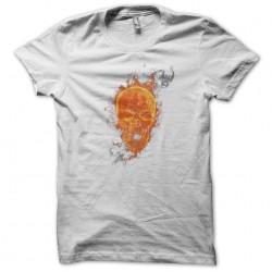 crane t-shirt on white sublimation