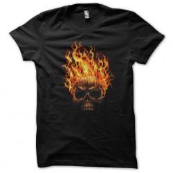 crane t-shirt in black sublimation