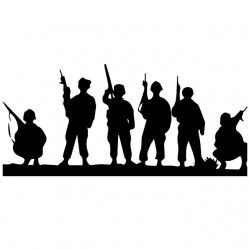 t-shirt silhouette of...