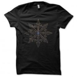 tee shirt Chaos symbole  sublimation