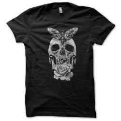 crane t-shirt trend black...