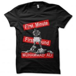 tee shirt muhammad ali k.o...