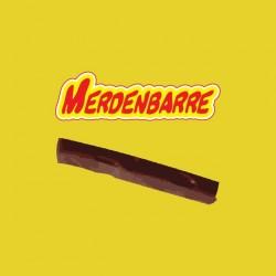 T-shirt Carambar parody Merdenbarre yellow sublimation