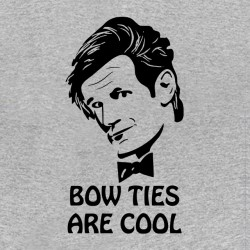 tee shirt bow ties are cool gray sublimation