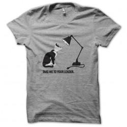 tee shirt take me to your...