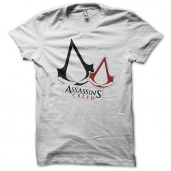 Tee shirt Assassins Creed B&R   sublimation