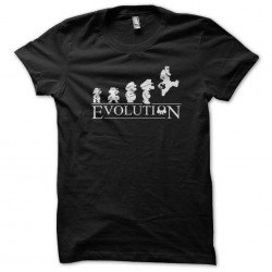 tee shirt Mario Evolution...