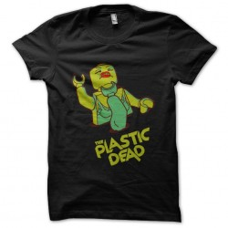 tee shirt the plastic dead...