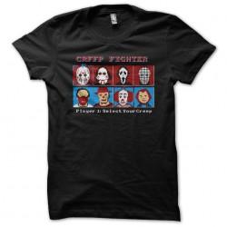 tee shirt characters horror...