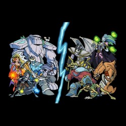 tee shirt Dota personnages vs  sublimation