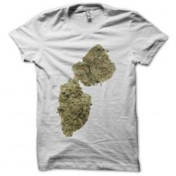 Tee shirt Fleur de Cannabis...