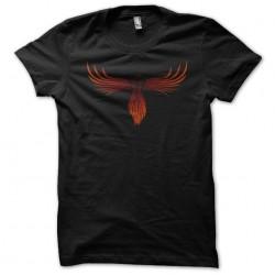 black sublimation t-shirt