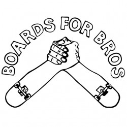 tee shirt boards for bros...