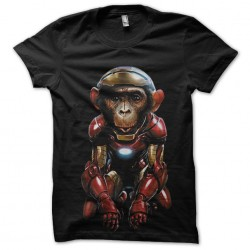 tee shirt singe en iron man...