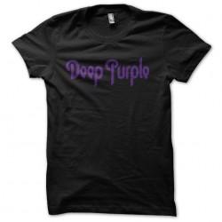 tee shirt deep purple...