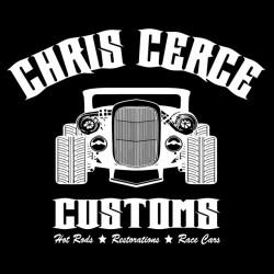 chris cerce custom t-shirt black sublimation