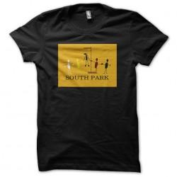 South Park shirt black flag...