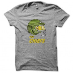 tee shirt The Chiefs gris sublimation
