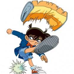 tee shirt Conan the...