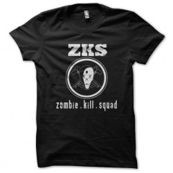 t-shirt zks Zombie kill...