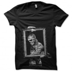 t-shirt rick genest black...