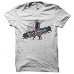 t-shirt zlatan ibrahimovic white sublimation