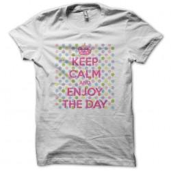shirt keep calm and enjoy...