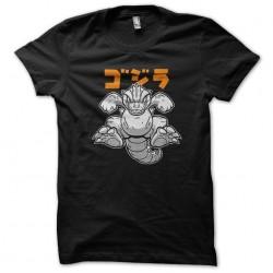 godzilla t-shirt in black...