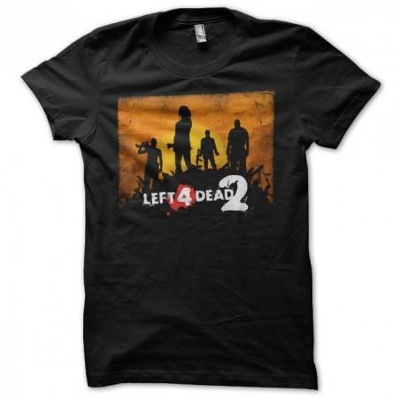 Tee shirt L4D2 02  sublimation