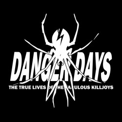 tee shirt Danger days My chemicle romance  sublimation