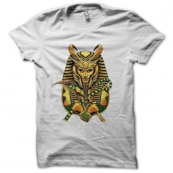 T-shirt Loki Tut white...